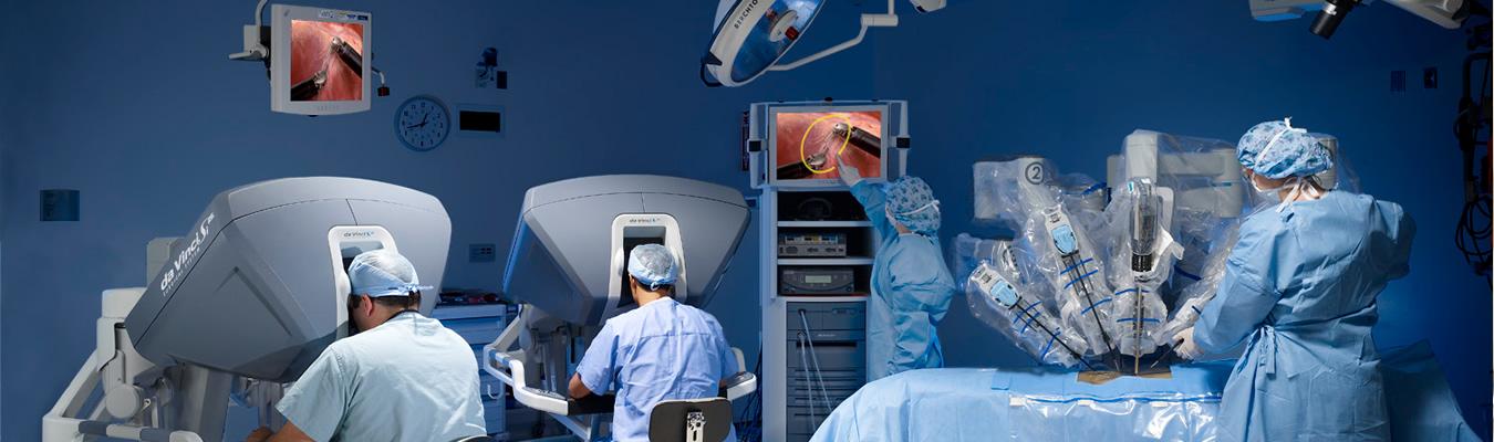 Robotic Prostatectomy Da Vinci Robotic Prostatectomy Urologic