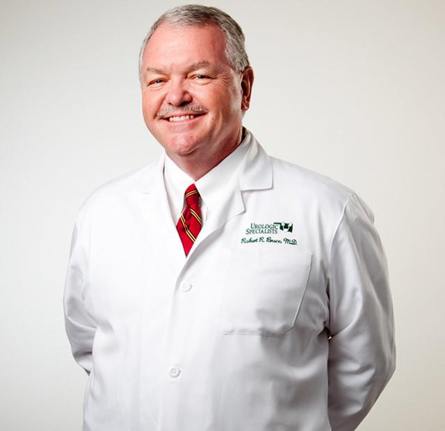 Robert Bruce Md Board Certified Urologist At Urologic